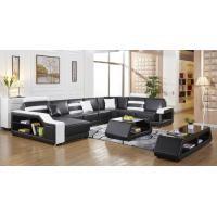 China Living Room Furniture Modern Couch Leather Natuzzi Style Sofa wholesale