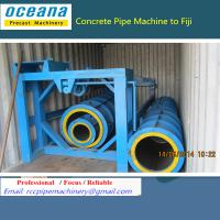 Suspension Roller Type Concrete Pipe Making Machinery For Water Drainage Pipes Dn300-3000,1-4 Meter Manufactures