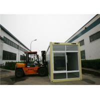 China Flat Pack Custom-made Prefab Container House Environmental Friendly wholesale
