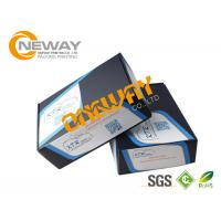 Printed Packaging Boxes , Custom Corrugated Fold Paper Box Packaging With Logo Print Manufactures