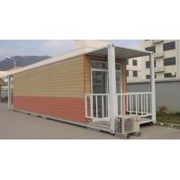 China Prefab Shipping Container Homes , Modular Container Accommodation Prefab Container Homes wholesale
