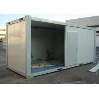 Foldable Prefab Flat Pack Container House Home Convenient Construction