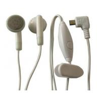 China In-Ear Type Handsfree Headset wholesale