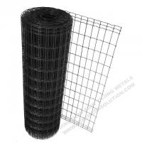 2 X 2 PVC Coated Welded Wire Mesh Rolls Anti - Corrosion For Garden Decorative Manufactures
