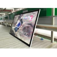 42 inch interactive digital signage standing floor picture frames for inddor , DDW-AD4201SN Manufactures