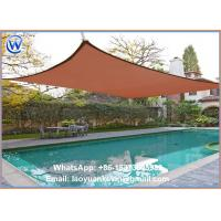 China FOREST GREEN WATERPROOF SUN SHADE SAIL UV BLOCKING CANOPY 13x16.5 Ft on sale