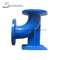 China Chinese Manufacturer High Quality Custom Ductile Iron Pipe Fitting on sale