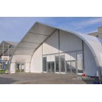 China 20m Span Curved Tent wholesale