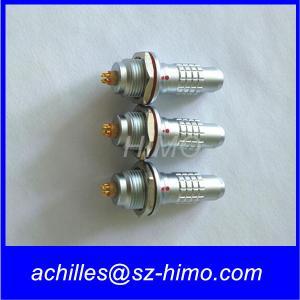 best seller K series Lemo Waterproof 2 pin wire connectors solder type Manufactures