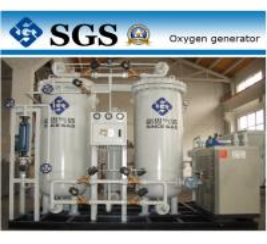 Pressure Swing Adsorption Medical Oxygen Generator 92±2% Purity