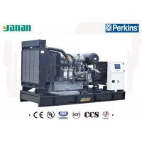 China 800KW / 1000KVA Soundproof Diesel Generator Set 1443A Low Fuel Consumption on sale
