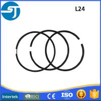 Changzhou L24 L28 small diesel engine piston rings kit price for tractor engine Manufactures