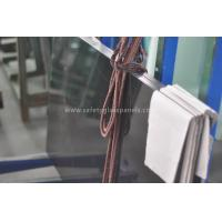 Replacement Insulating 15mm Annealed Security Laminated Glass Standards Manufactures