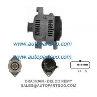 Buy cheap 96206871 DRA3636N - DELCO REMY Alternator 12V 95A Alternadores from wholesalers