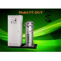 Glass Tube Ozone Generating Equipment For Plastics Factory Disinfection 80 - 120 mg / Hr Manufactures