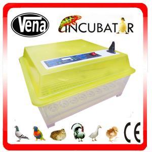 2014 Newest Fully automatic Chicken Egg Incubator VA-48/mini egg incubator Manufactures