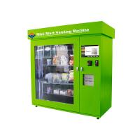 China University / Airport / Bus Station Vending Machine Rental Kiosk 100 - 240V Working Voltage wholesale