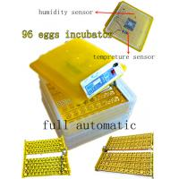 2014 Model EW-96 Automatic Turning Small Egg Incubator Prices (Automatic Humidity Control) Manufactures
