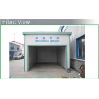 Car Garage For 2 Cars / Different size  ,  Convenience and Beauty Manufactures