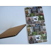 China Wooden Table Protector Placemats And Coasters From Water Marks And Heat Damage wholesale