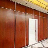 China Restaurant Furniture Fireproof Sliding Partition Room Dividers Modular Movable Walls wholesale