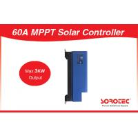 High Efficiency 98% 60A MPPT Solar Controller , Solar Charge Controller for PV Systems Manufactures