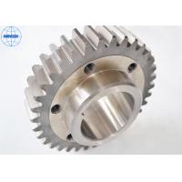 China 0.3 - 6 Module Cylindrical Precision Spur Gear Steel Ansi / Spur Wheel on sale