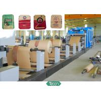 China Five Shafted Paper Reel Racks / Paper Tube Making Machine with Auto Rectifiction Servo System on sale