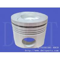 Buy cheap Mitsubishi piston ( 8DC9) piston ring / cylinder liner / engine piston / Auto parts/ engine parts/ spare parts from wholesalers