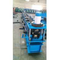 China Galvanized Steel Sheet Stud And Track Roll Forming Machine For Vacationlands on sale