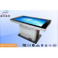 65 Inch Infrared Multi Touch Screen , Interactive Multi Touch Table Windows System Manufactures