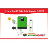Fridge Off Grid Solar Inverter With 50A Mppt Solar Charger , PWM Solar Controller Manufactures