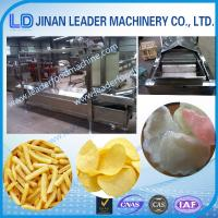 China Stainless steel electric gas deep fryer food industry equipment on sale