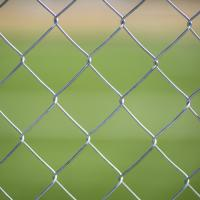 China Chain Link Fence|PVC Coated or Galvanized Wire Fencing for Security on sale