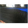 Thin Elastic CR Neoprene Rubber Sheets Lamination Heat Preservation