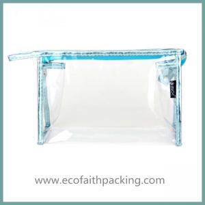 clear transparent pvc bag, pvc cosmetic bag, water proof pvc bag Manufactures