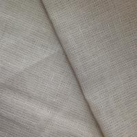 China Men Women Clothing Hemp Fabric Wet Spun Antibacterial Textile 210GSM 12Nm * 12Nm on sale