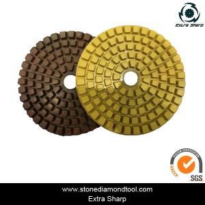 China China Wet Polishing Pads/ 3 step diamond polishing pads/ stone polishing pads/ granite polishing pads on sale