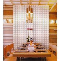 China Modern Design 3D Decorative contemporary wall panels for Bathroom, Bedroom Decoration on sale
