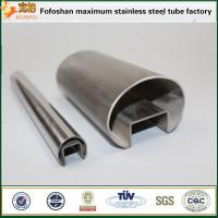 SUS304 round slotted pipes stainless steel erw square tubes Manufactures