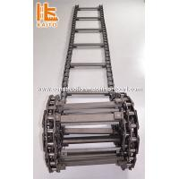 Heavy Equipment Stainless Steel Scraper Conveyor Chain For ABG Vogele Manufactures
