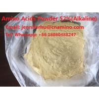 China Compound Free Amino Acids Powder 52% Organic Fertilizer ,Alkaline Amino Acids Powder on sale