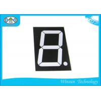 China Red 7 Segment LED Digital Display Energy Saving 0.56 Inch One Digit For Audio Equipment on sale