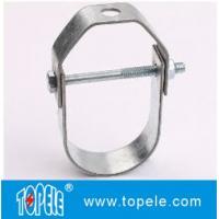 UL Standard ISO9001 Stainless Steel Galvanized Clevis Hanger With Bolt and Nuts For Pipes, Roof Fixed Manufactures
