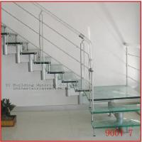 China Steel Glass Staircase (9001-7) wholesale
