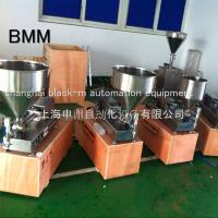 China Liquids and Pastes Filling Machine/Mini Manual Piston Filler on sale