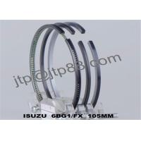 Rik Piston Ring Set For ISUZU Engine Piston Rings 6BG1 Engine Parts Manufactures