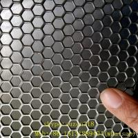 China powder coating stainless steel 304 316 perforated hole panels on sale