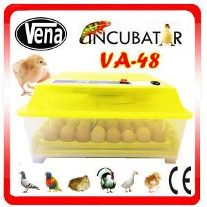 China 2014 newest Mini egg incubator for 48 eggs wholesale