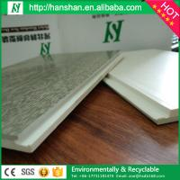plastic wood floor interlocking wood flooring uv resistant vinyl Manufactures